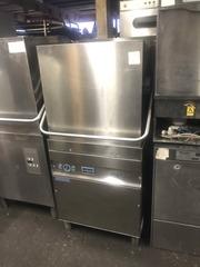 Продам бу профессиональную купольную посудомоечную машину Dihr ht 12 U