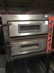 Продам б у печь для пиццы GGF E 44/А с подставкой