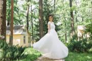 Продам нежное и красивое свадебное платье