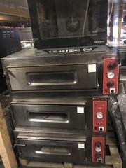 Продам бу печь для пиццы Pizza Group Max 4