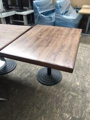 Продам бу стол ДСП с толстой столешницей