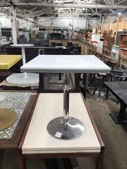 Бу белый стол для кофеен,  баров,  ресторанов