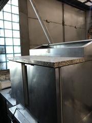Бу холодильный стол для пиццы Dexision ST100-00-101E