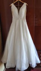 Свадебное платье - А силуэт