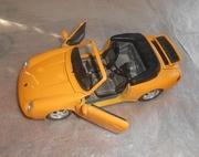 Модель porsche 911 carrera