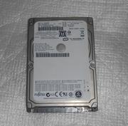 Жесткий диск 2.5 Fujitsu 80 Гб Сата