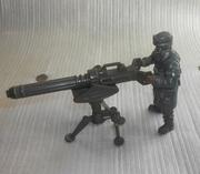 Игрушка  Пулеметчик.