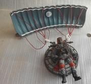 Игрушка Парашутист.