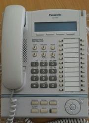 KX-T7630,  Системный телефон б/у,  АТС Panasonic б/у