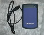 Наружный карман Transcend USB