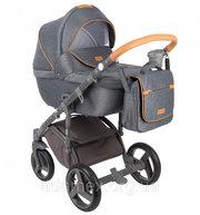 Детская коляска 2в1 Adamex Massimo б/у