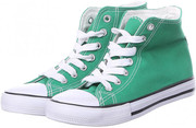 Кеды Pepperts L11-300134 33 19 см Зеленые с белым (2001000356997)