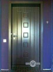 Входные металлические двери 3–5 класса взломостойкости,  Киев