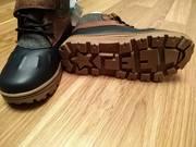 Ботинки осенние Carters. Ботинки высокие демисезонные Картерс