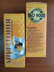 «Апіфітонія»,  100 мл на 10 бджолосімей,  імуностимулюючий препарат,  Бел