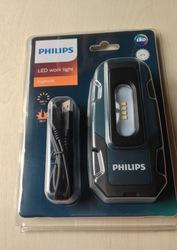 Инспекционный LED фонарь Philips RC320B1 EcoPro20 фонарик лампа с USB