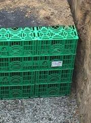 Блоки дренажные для дождевой воды