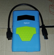 Наружный жесткий диск Apacer 1TB USB 3.1