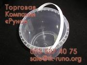 Ведра пластиковые от ТК Руно