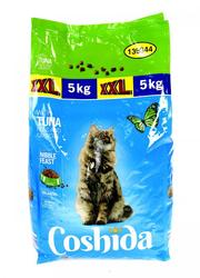 ZO-270002,  Корм для кошек тунец 5кг,  универсальное,  коричневый