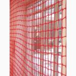 Сетка оградительная ячейка 40х40 цветная однотонная,  косые полосы