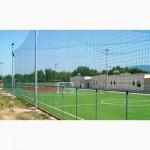 Сетка разделительная защитная капроновая для спортзалов,  спортплощадок
