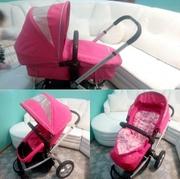 Продам очень красивую коляску для принцессы!