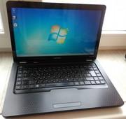 Красивый ноутбук HP Presario CQ62.
