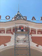 Оренда будівельних риштувань в Чернігове