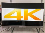 Телевізор Телевизор Изогнутый THOMSON 55UC6696 - 55 дюймов - SmartTV