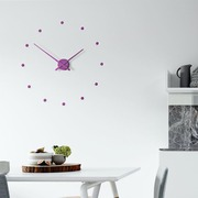 Дизайнерские часы Nomon Oj Wall Clock,  Purple