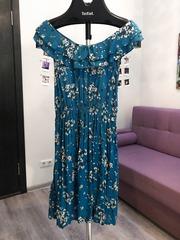 Нежное платье в деревенском стиле