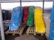Пластиковая горка детская 1500 мм