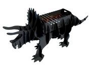 Мангал в виде животного Динозавр