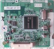 KX-TE82494X - плата для атс Panasonic KX-TEM824/TES824 б/у