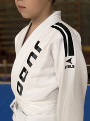 Продам кимоно детское для Дзюдо,  белое с поясом