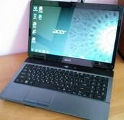 Ноутбук Acer Aspire 5737z (в хорошем состоянии).