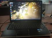 Большой игровой ноутбук HP Pavillion DV7 (core i7,  8gb).