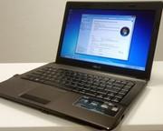 Компактный,  шустрый ноутбук Asus X44H.