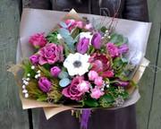 Заказ онлайн цветов,  падарков,  десертов