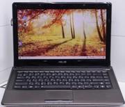 Быстрый ноутбук Asus K42F.