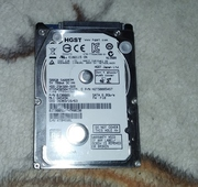 Жесткий диск HGST 500GB 2.5