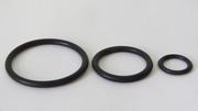 Продам Кольца резиновые круглого сечения  с внутренним  диаметр 40 мм, 26, 5 мм, 14 мм.Новые !!!