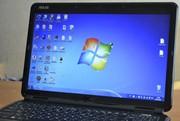 Надежный ноутбук Asus K5DIJ (в хорошем состоянии).