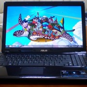 Быстрый надежный ноутбук Asus A52F (core i3,  4 гига).