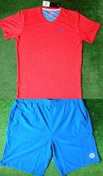 Комплект теннисная форма bidi badu теннис тенниска шорты футболка трусы
