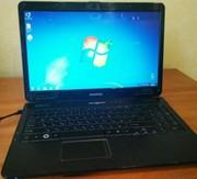 Ноутбук eMachines E627 (в хорошем состоянии).