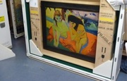 Доставка Пересылка Вашей картины в Израиль из Украины