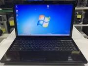 Игровой ноутбук Lenovo G580 (core i5,  8 гиг,  мощная видеокарта).