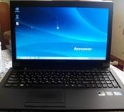 Игровой ноутбук Lenovo B570e.